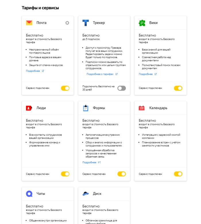 Настройка доменной почты Яндекс