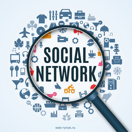 Выбор социальных сетей для продвижения товаов и услуг